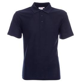 koszulka, polo, promostars, standard, z nadrukiem, z napisem, z twoim nadrukiem, z własnym napisem, granat, granatowe, granatowa, hurt
