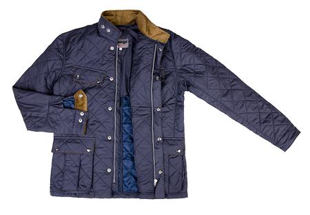 turkusowe wnętrze pikowana kurtka jesienna ocieplana zimowa wiosenna