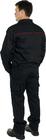 Bluza robocza dla ochroniarza, konwojenta , pracownika ochrony i konwojów, w bankach, sklepach, patrolach, marketach, hipermarketach, podczas swej wielogodzinnej pracy, ubranie zapewnia komfort pracownika przez cały dzień oraz schludny wygląd reprezentują