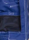 Bluza robocza wykonana w polsce z tkani ny klopman z dodatkami cordury i odblasków 3m, hurtownia odzieży roboczej i sprzętu bhp oraz butów roboczych oferuje tanio i w promocyjnych cenach ubrania dla pracownikó , montażystów, kolejarzy, budowlańców i robot