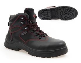 BArdzo wygodne skórzane buty robocze panacea, producenta obuwia uvex