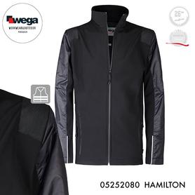 KURTKA SOFTSHELL HAMILTON 05252080 WEGA