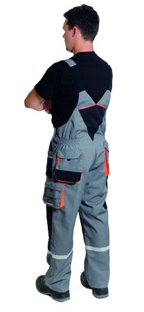 spodnie ogrodniczki robocze oskar
