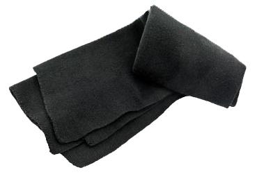 szalik czarny reis