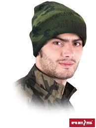 czapka zimowa moro reis