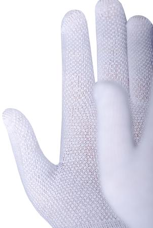 rękawice microcont nakrapiane