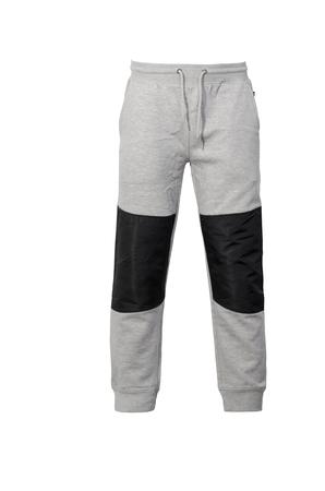 Spodnie dresowe MURG szary melanż (1)