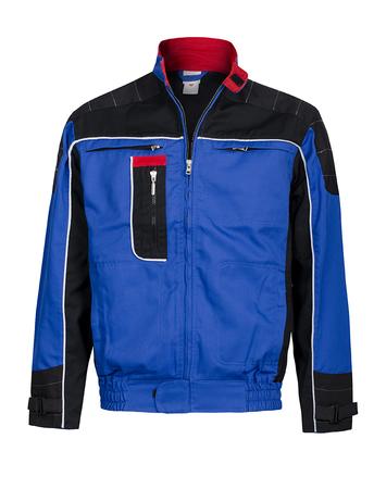 bluza robocza design, nowy wzór, niebiesko czarna, ładna
